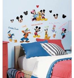 "Muursticker Disney ""Mickey & Friends"""