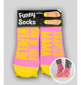 Funny Socks - Knapste mama