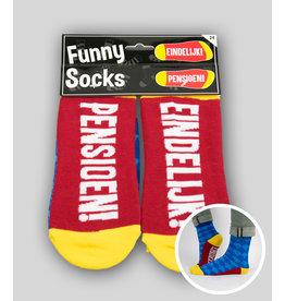 Funny Socks - Pensioen