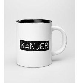 Black & White Mug - Kanjer