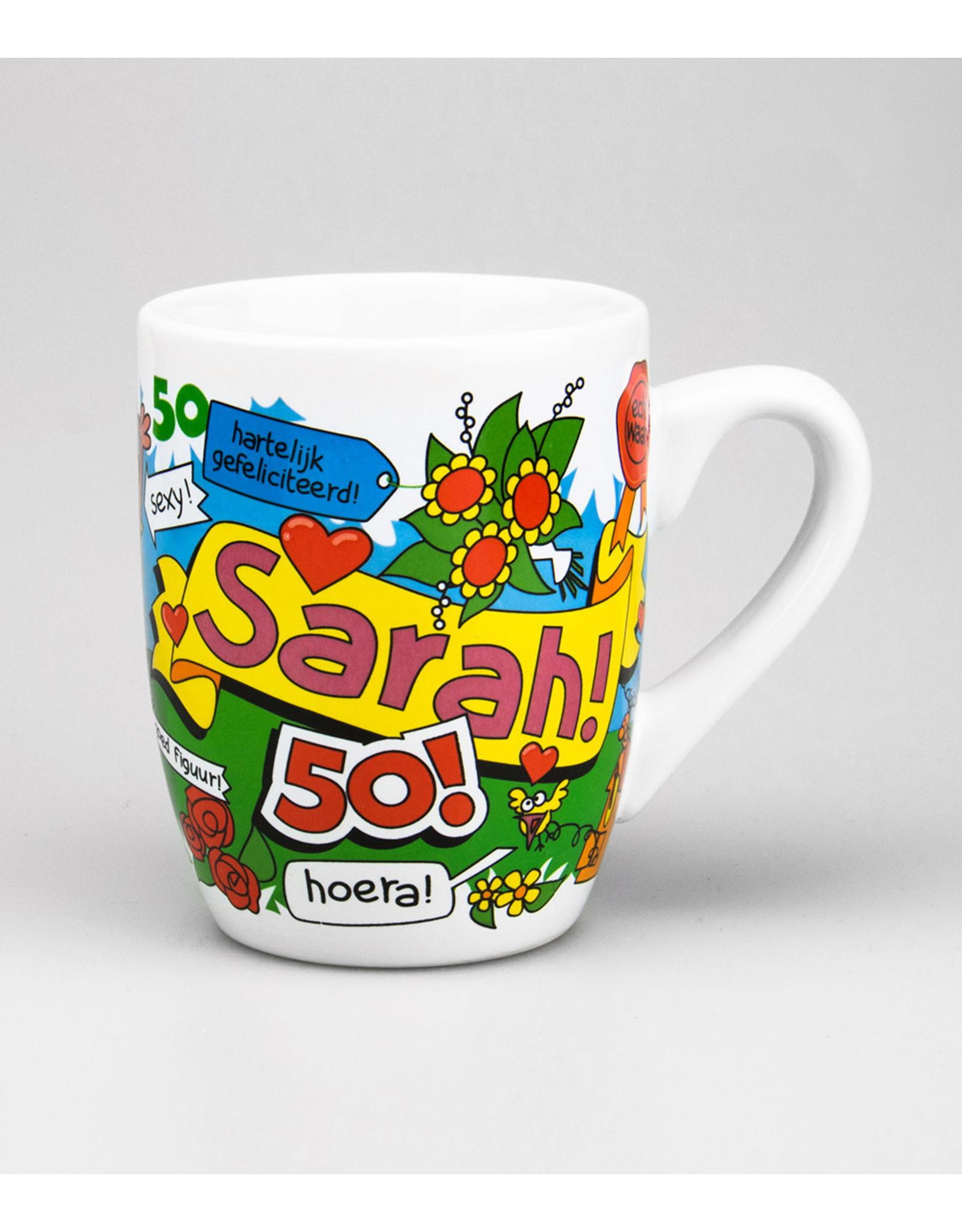 Cartoonmok 50 Sarah
