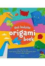 Deltas Het leukste Origamiboek