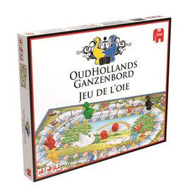 Jumbo Ganzenbord Oud Hollands