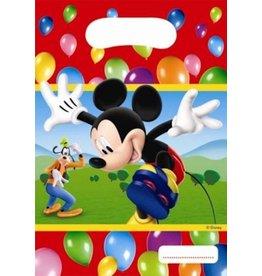 Mickey Uitdeelzakjes
