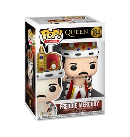 Funko Pop! Funko Pop! Rocks nr184 Freddy Mercury