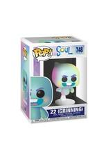 Funko Pop! Funko Pop! Disney nr748 Soul - 22 (Grinning)