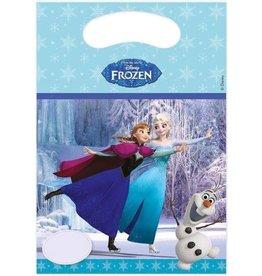 """Frozen Uitdeelzakjes """"met Olaf"""""""