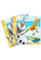 "Frozen ""Olaf"" Servetten"