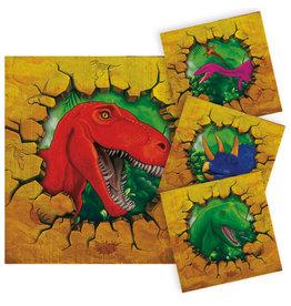 Dinosaurus Servetjes