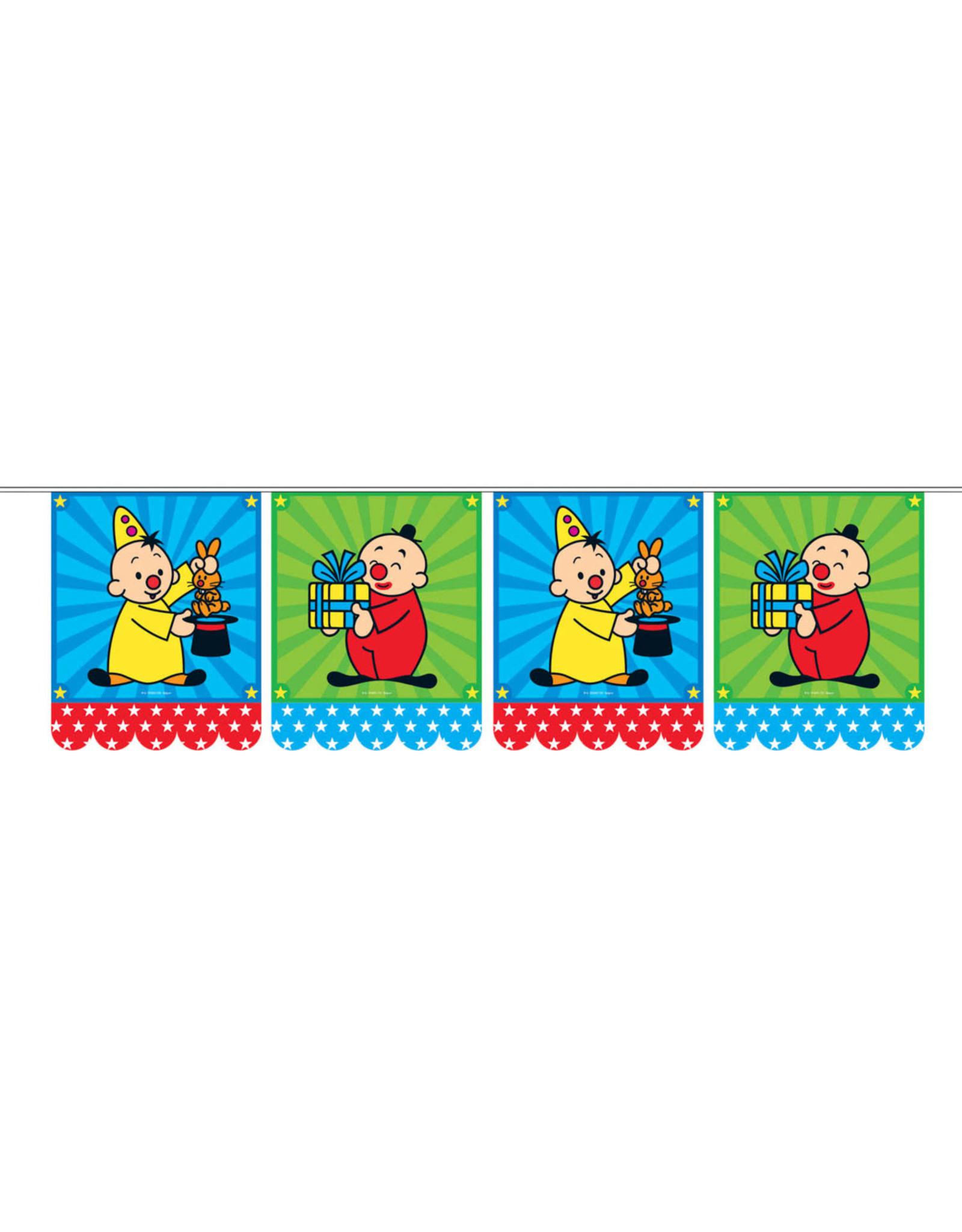 Bumba Vlaglijn Vierkant