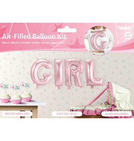 Balloon Kit Baby GIRL