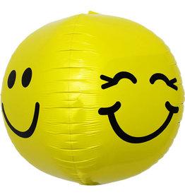 Smiley Face Ronde Folie Ballon