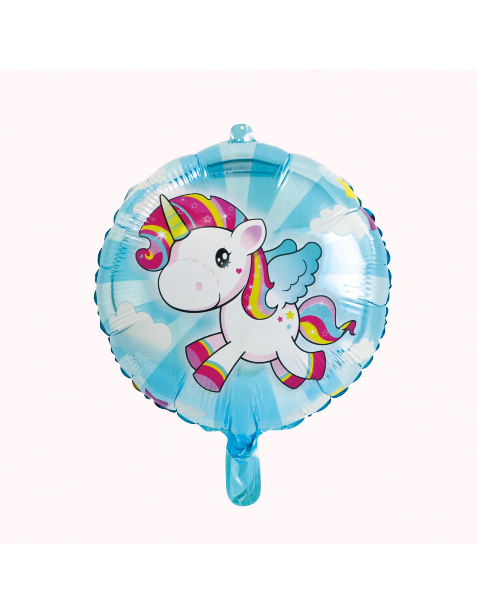 Eenhoorn Folieballon