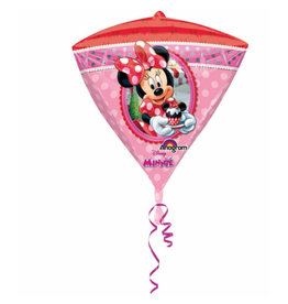 "Disney ""Minnie"" Diamondz Folie Ballon"