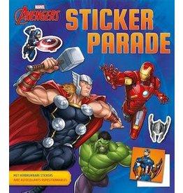"Deltas Sticker Parade ""Avengers"""