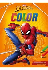 Deltas Marvel Spiderman Color