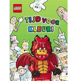 """Lego Lego Kleurboek """"Tijd voor Kleur"""""""