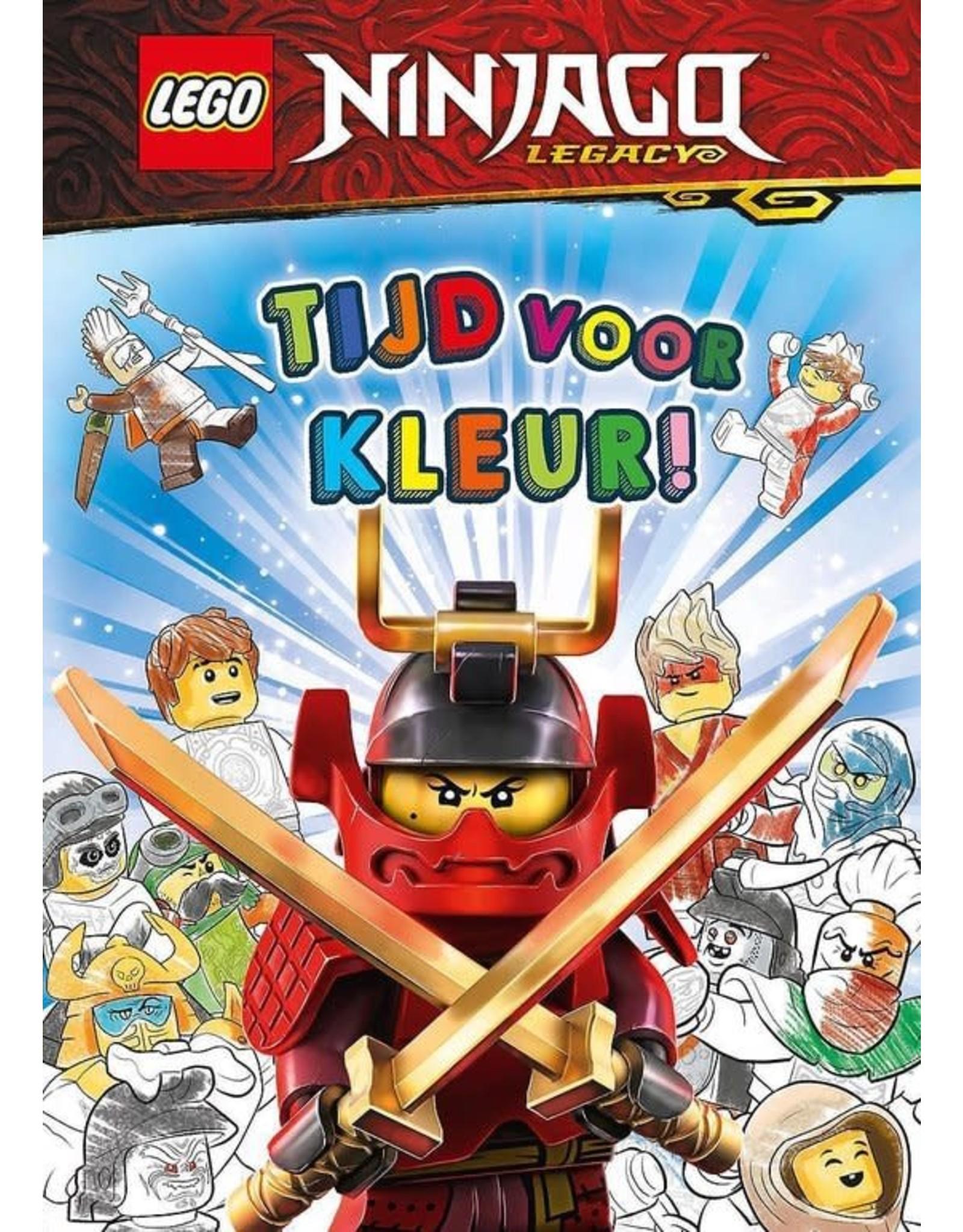 """Lego Lego Kleurboek """"Tijd voor Kleur"""" Ninjago"""
