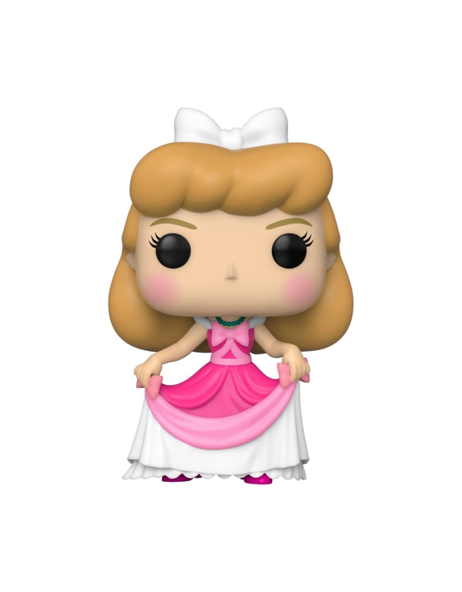 Funko Pop! Funko Pop! Disney nr738 Cinderella in Pink Dress
