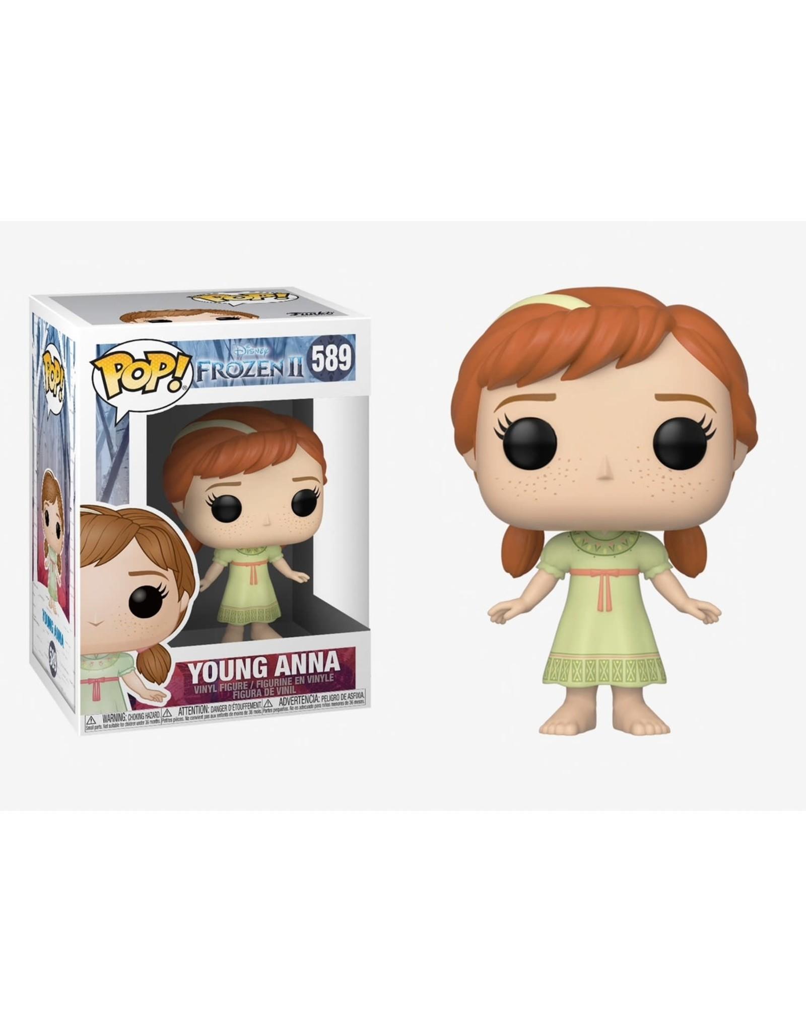 Funko Pop! Funko Pop! Disney nr589 Frozen 2 - Young Anna