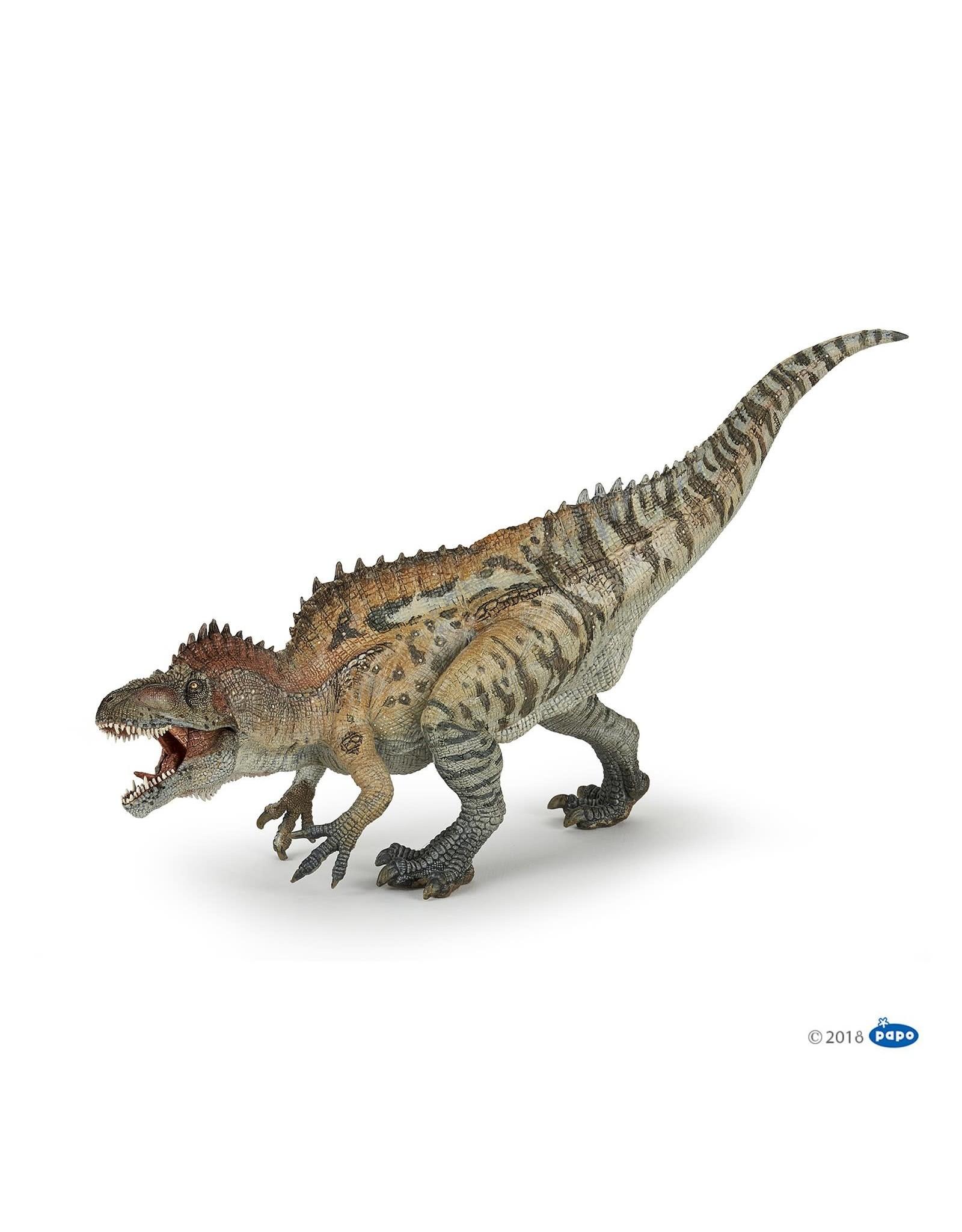 Papo Acrocanthosaurus - Papo Dinosaurs