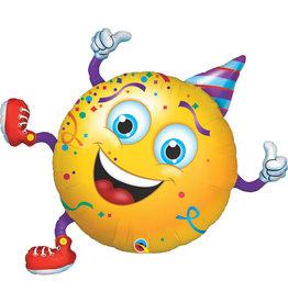 Smiley Figuur Folieballon