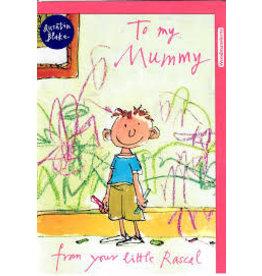 """Woodmansterne Quentin Blake """"To my Mummy"""""""