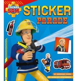 """Deltas Sticker Parade """"Brandweerman Sam"""""""