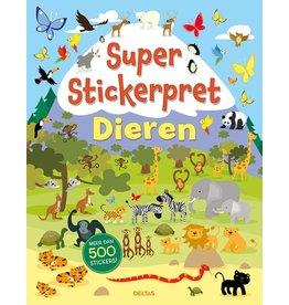 """Deltas Super Stickerpret """"Dieren"""""""