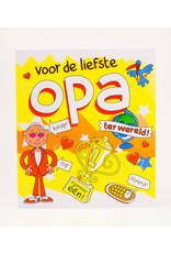 Cartoon Wenskaart - Opa