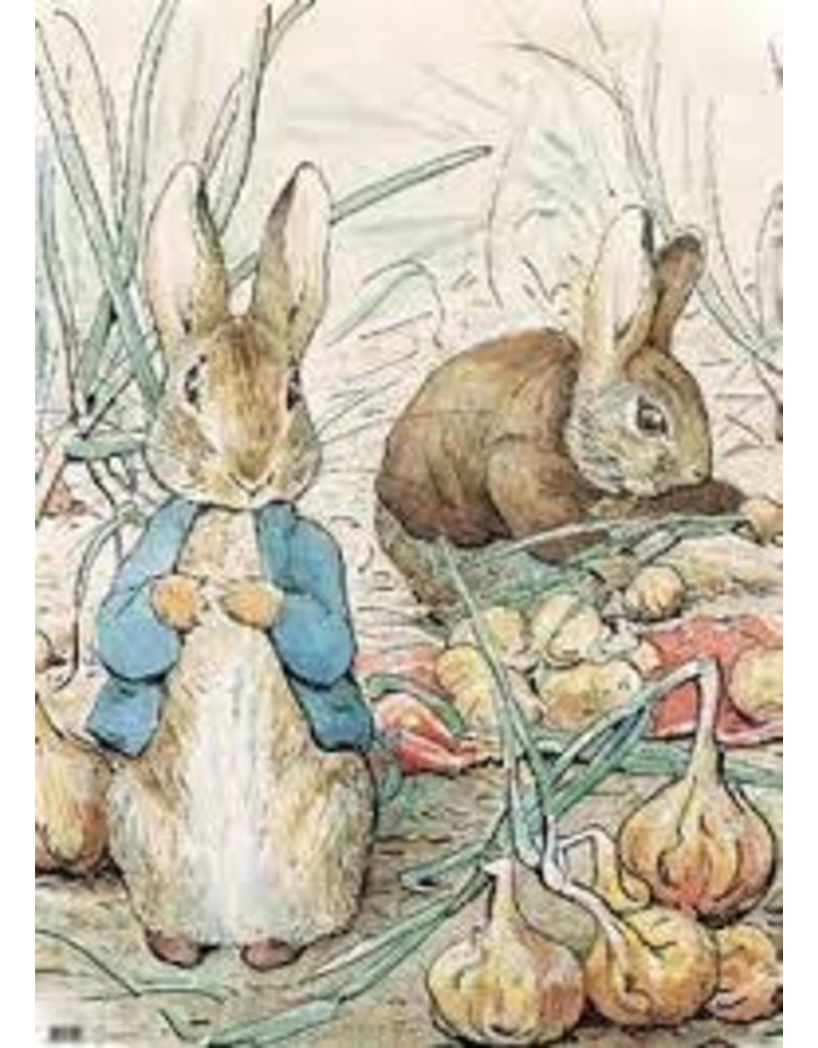 Beatrix Potter Mini Giftcard MF11
