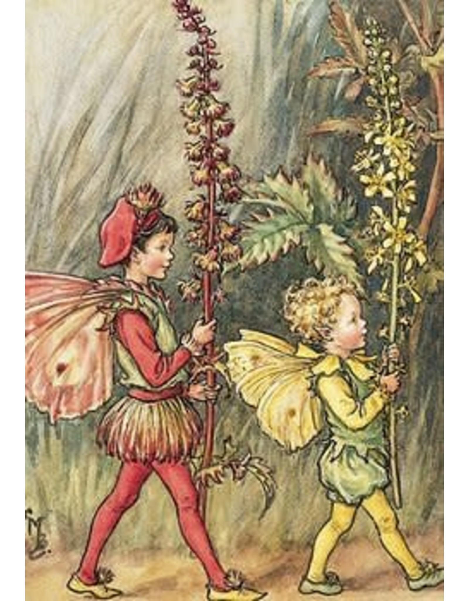 Flower Fairies Mini Giftcard FL21