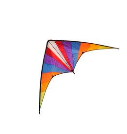 Delta Stunt Vlieger Regenboog XL