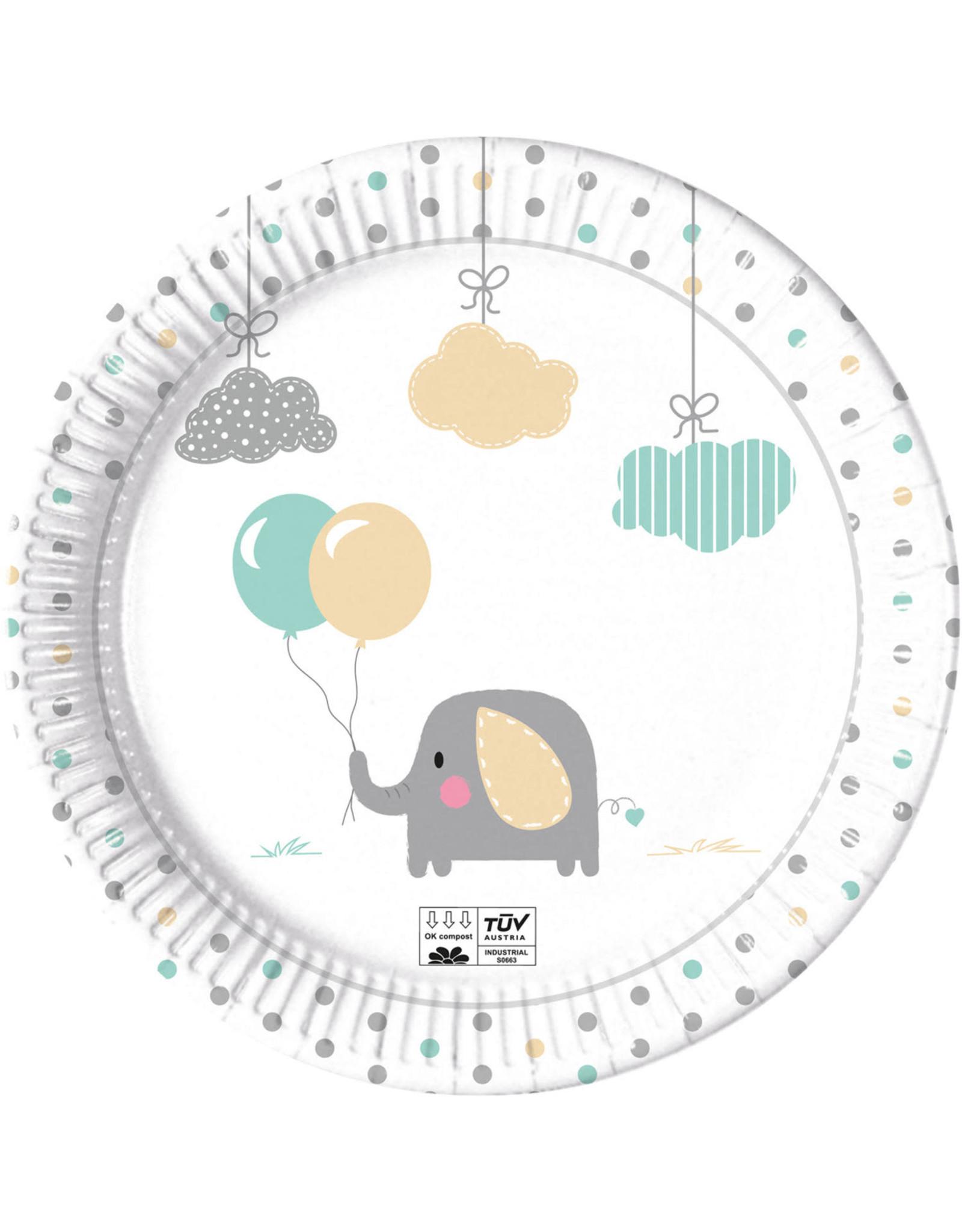 Baby Olifant Bordjes