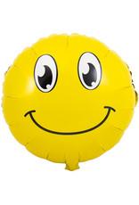 Emoticon Glimlach Folie Ballon