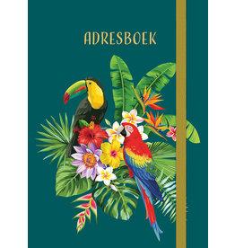 Deltas Adresboekje Tropical Birds