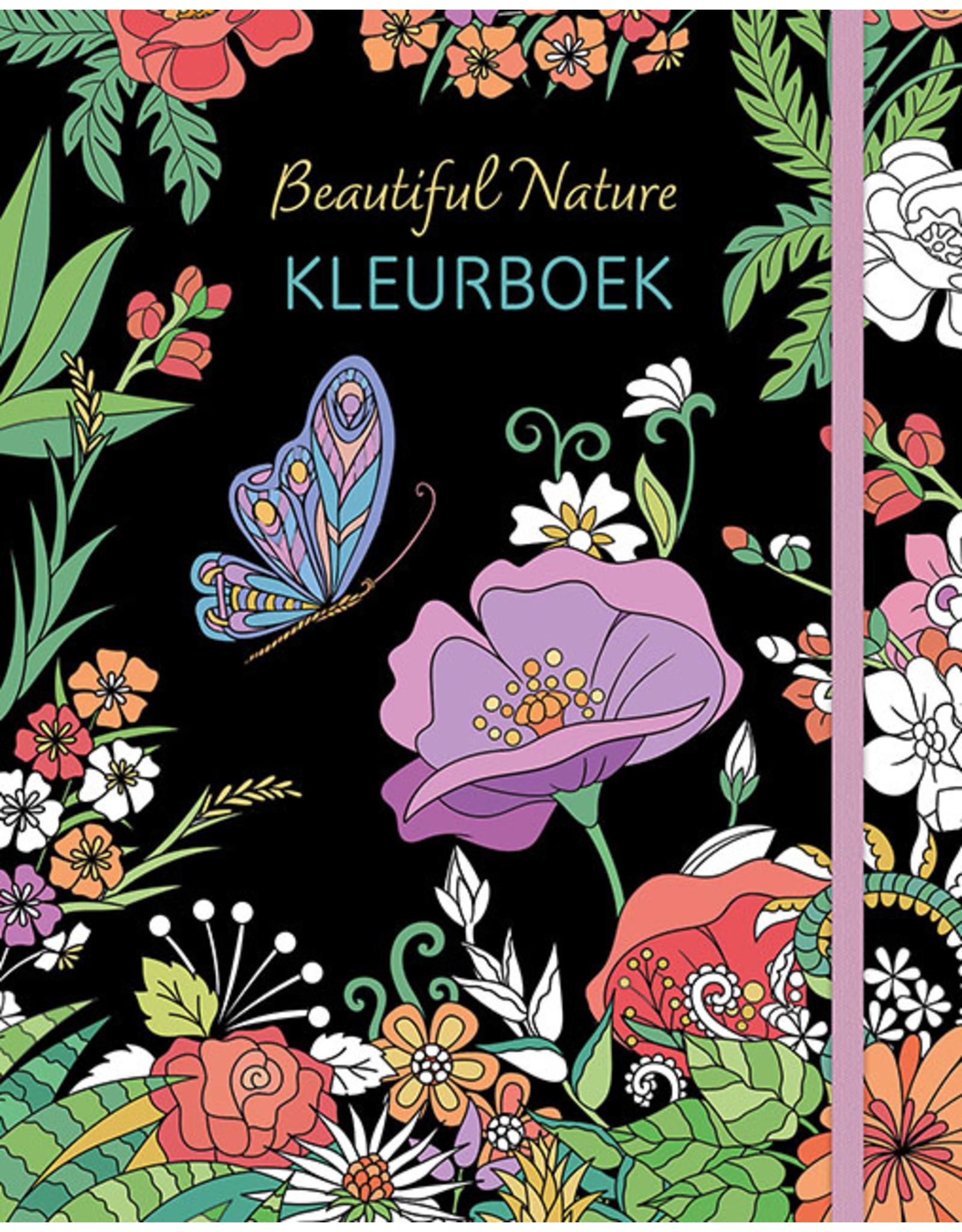 Deltas Beautiful Nature Kleurboek