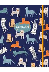 Deltas Briefpapier Katten