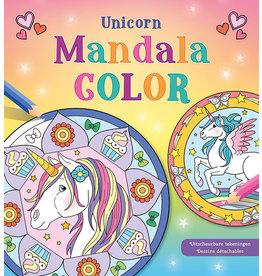 "Deltas Mandala Color ""Unicorn"""