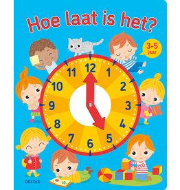 Deltas Hoe laat is het? (3-5 jaar)