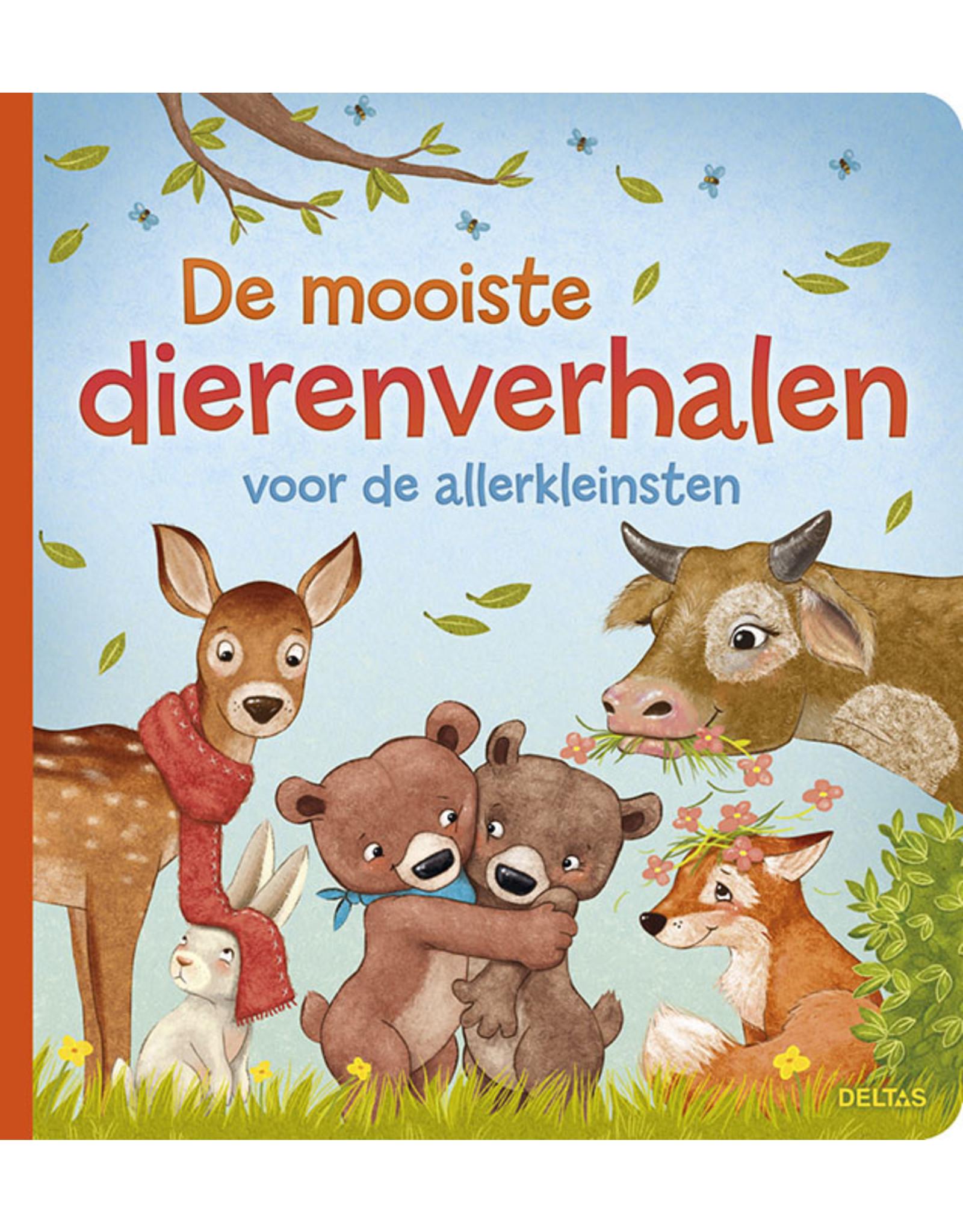 Deltas De mooiste dierenverhalen voor de allerkleinsten
