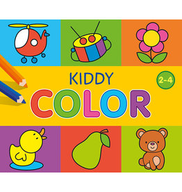 Deltas Kiddy Color (2-4 jaar)