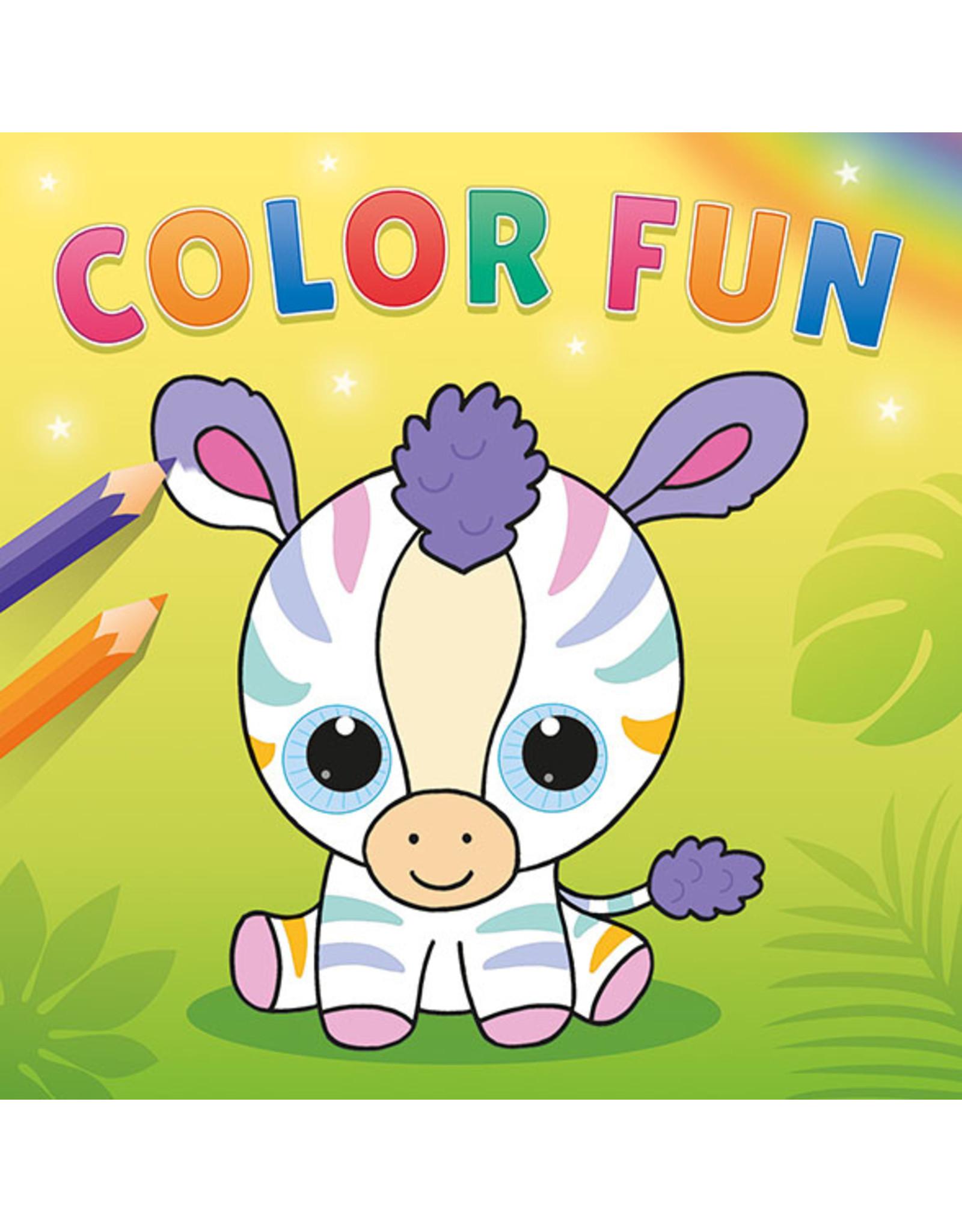 """Deltas Color Fun """"Knuffels"""""""