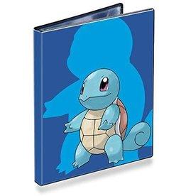 Pokemon Pokemon Verzamelmap 4-pocket: Squirtle