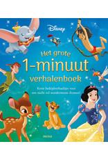 Deltas Disney het grote 1-minuut verhalenboek