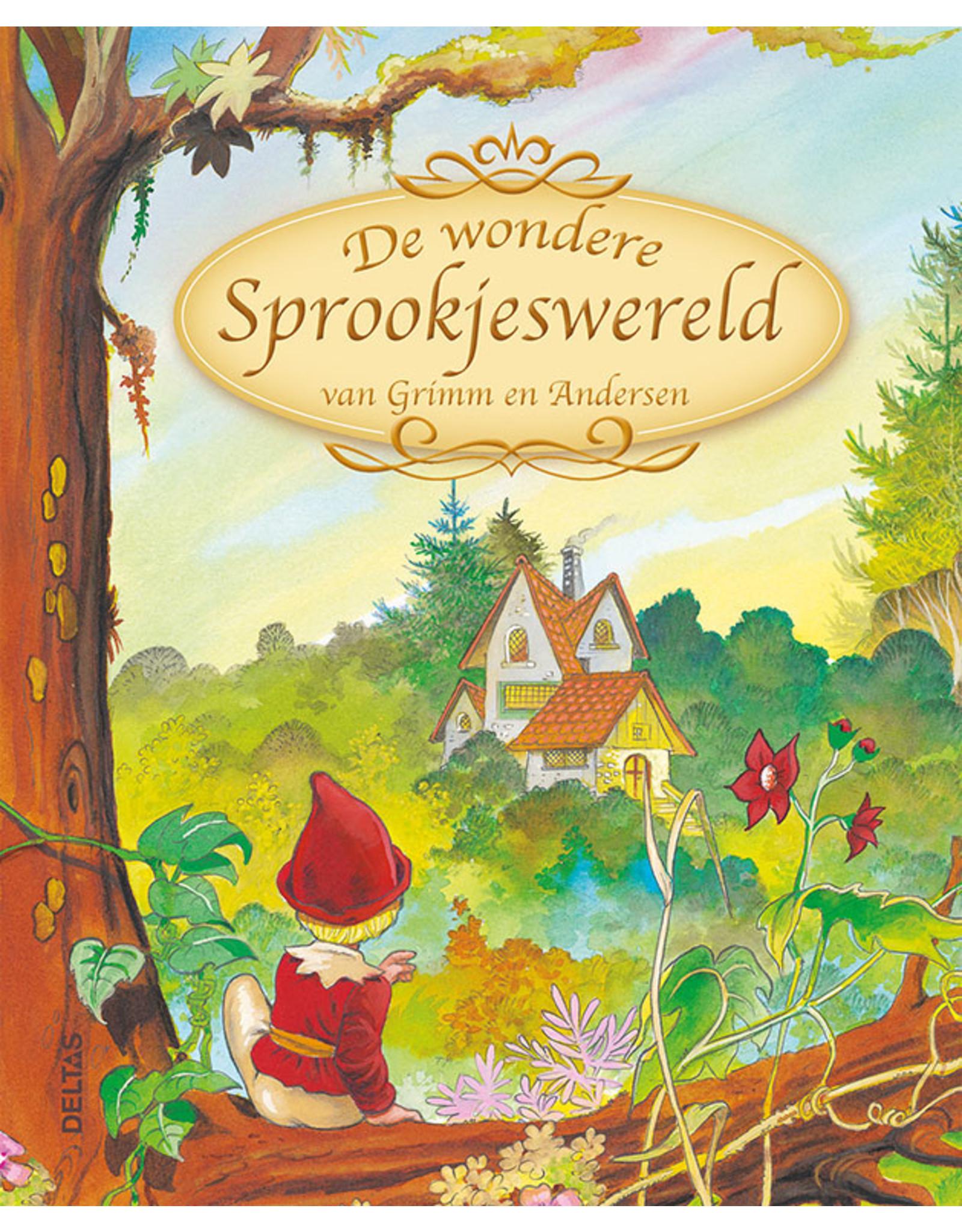 Deltas De wondere sprookjeswereld van Grimm en Andersen