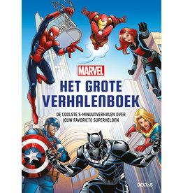 Deltas Marvel Het Grote Verhalenboek