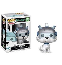 Funko Pop! Funko Pop! Animation nr178 Rick and Morty - Snowball