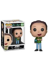 Funko Pop! Funko Pop! Animation nr302 Rick and Morty - Jerry