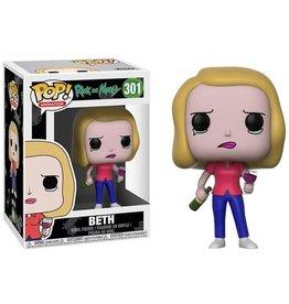 Funko Pop! Funko Pop! Animation nr301 Rick and Morty - Beth